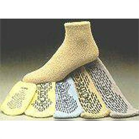 Buy Alba Healthcare Care-Steps Above the Ankle Slipper Socks