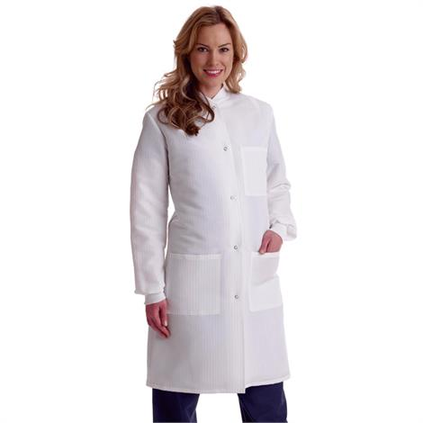 Medline Ladies Resistat Lab Coats