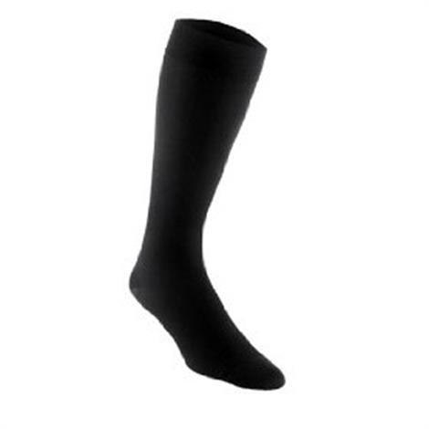 Buy FLA Activa Sheer Therapy Closed Toe Thigh High 15-20mmHg Smoke Compression Stockings