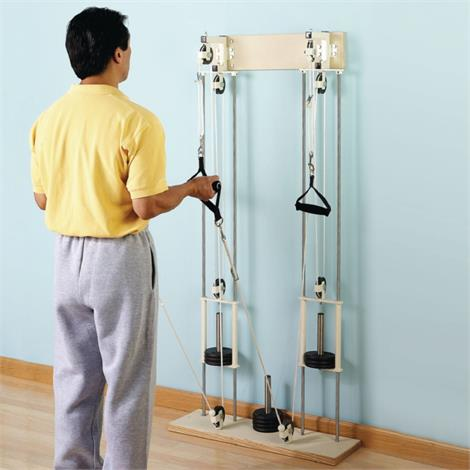 Sammons Preston Duplex Pulley Weights