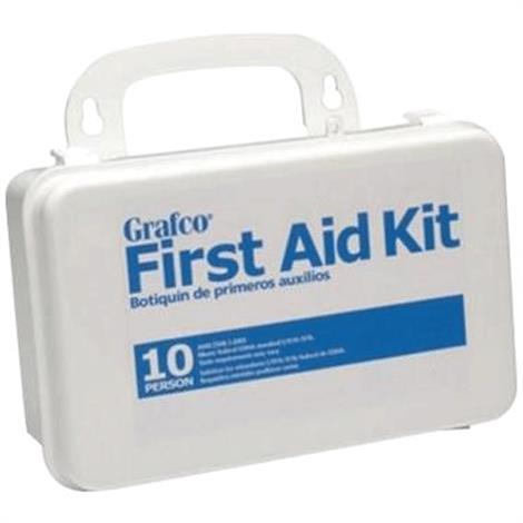 Buy Graham-Field Stocked First Aid Kit for 10 Persons