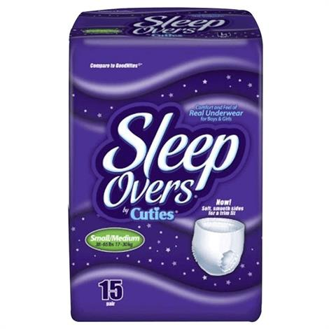 Sleep Overs Disposable Youth Pants