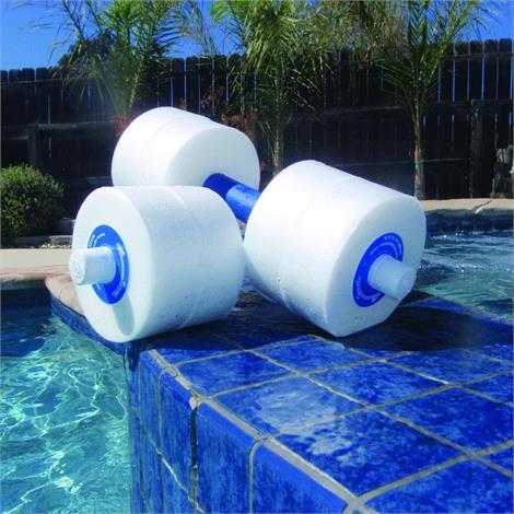 Sprint Aquatics Maximum Resistance 16 Inch Disc Hand Bells