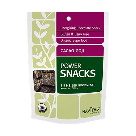 Buy Navitas Naturals Organic Cacao Goji Power Snacks