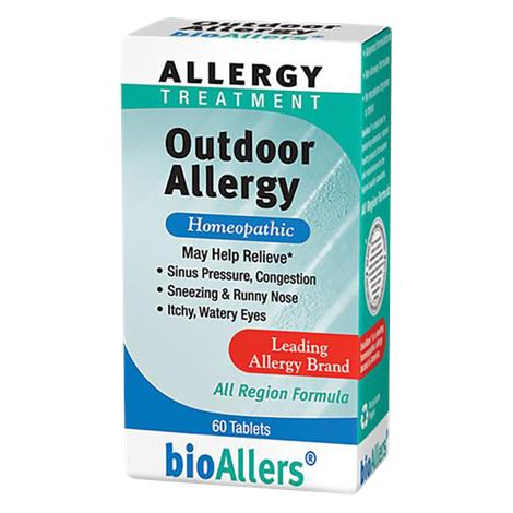 Buy Bio-Allers Outdoor Allergy Tablets