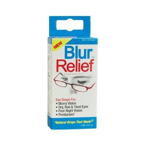 TRP Blur Relief Eye Drops
