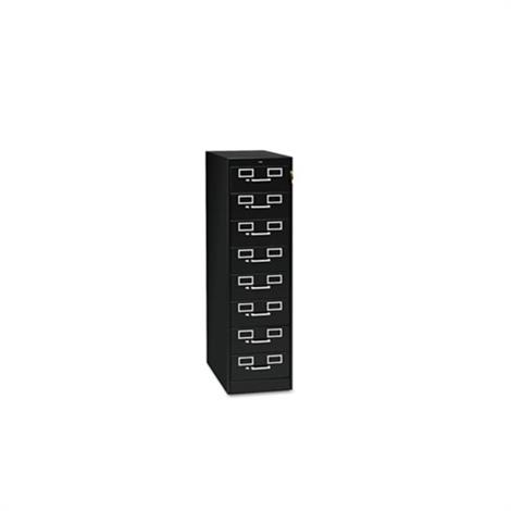 Buy Tennsco Eight-Drawer Multimedia/Card File Cabinet