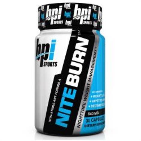 Buy BPI Sports Nite Burn Dietary Supplement