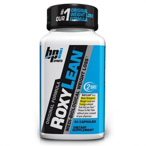 Buy BPI Sports Roxylean Dietary Supplement