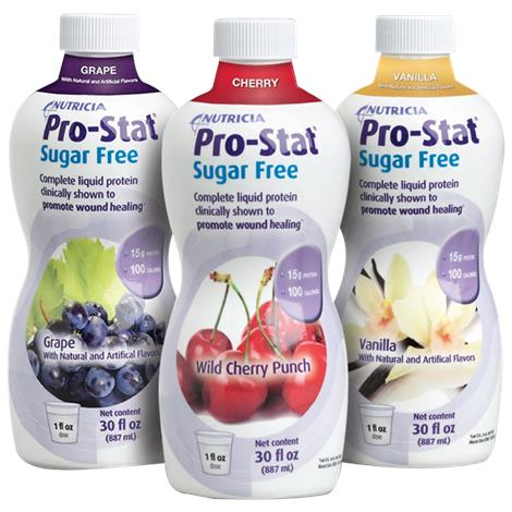 Medical Nutrition Pro-Stat Sugar Free Ready-To-Drink Protein Supplement