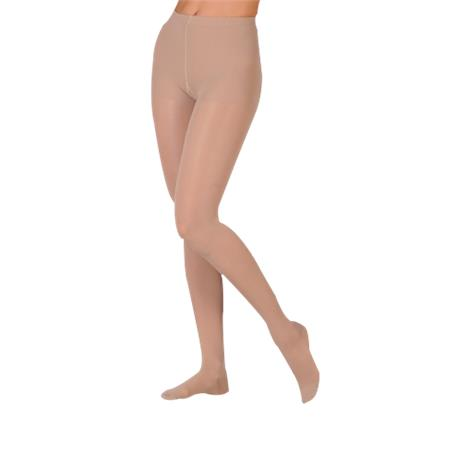 Juzo Basic Compression Pantyhose With High Elastic Body Part