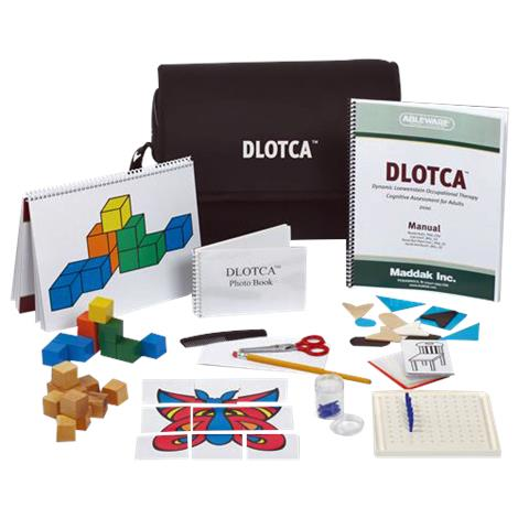 Maddak DLOTCA Cognitive Assessment Kit