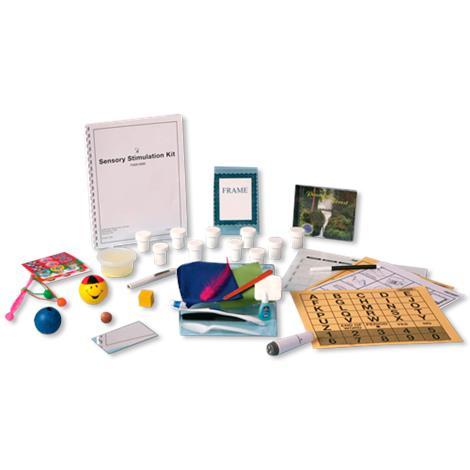 Maddak Sensory Stimulation Activities Kit
