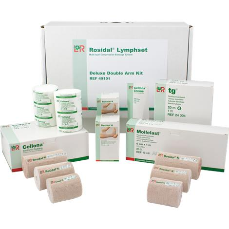 Rosidal Deluxe Double Arm Multi Component Lymphset
