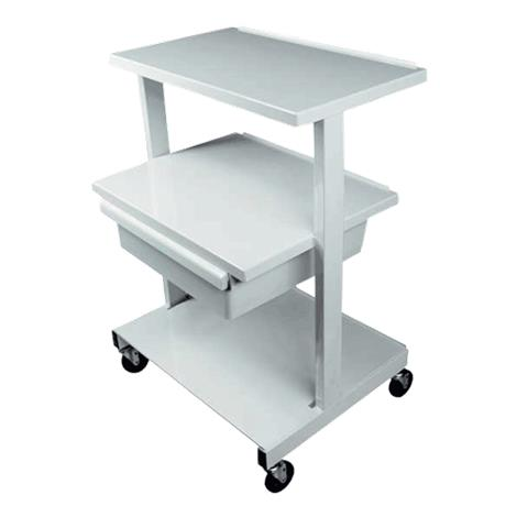 Ideal Offset Shelf Cart
