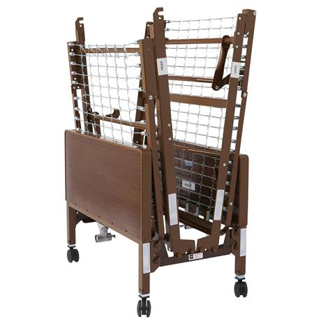 Medline Bed Transport Cart