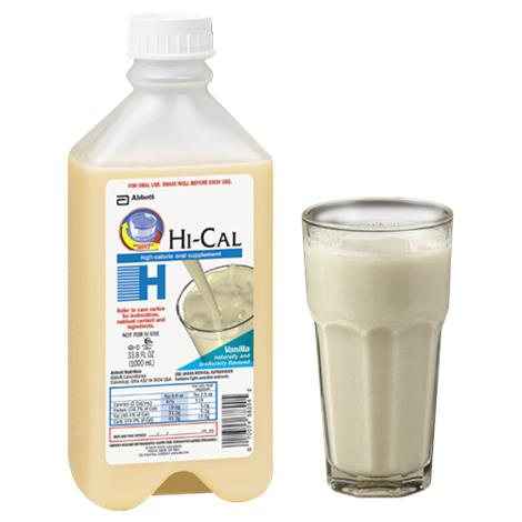 Abbott Hi-Cal Ready-To-Hang Oral Supplement