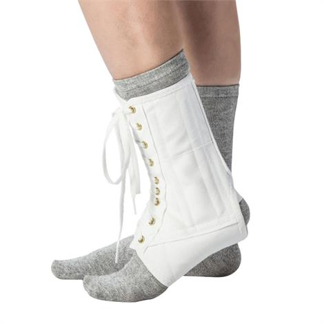 Core Canvas Ankle Support