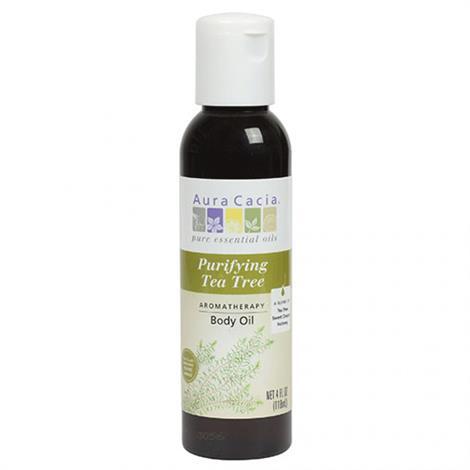 Aura Cacia Aromatherapy Bath Body and Massage Oil