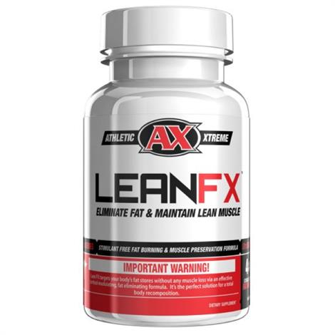 Atheletic Extrem Lean FX Dietary Supplement