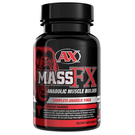 Atheletic Extrem Mass FX Black Dietary Supplement