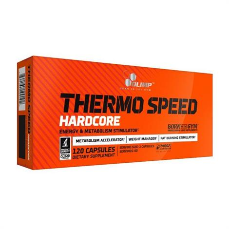 Olimp Thermo Speed Hardcore Dietary Supplement