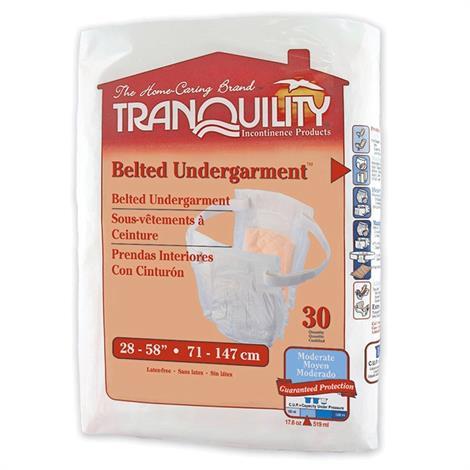 Tranquility Adjustable Belted Undergarment