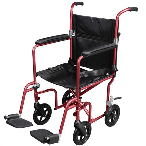 Drive Aluminum Transport Chair Footrest