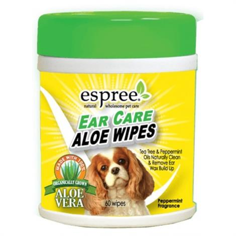 Buy Espree Ear Care Aloe Wipes