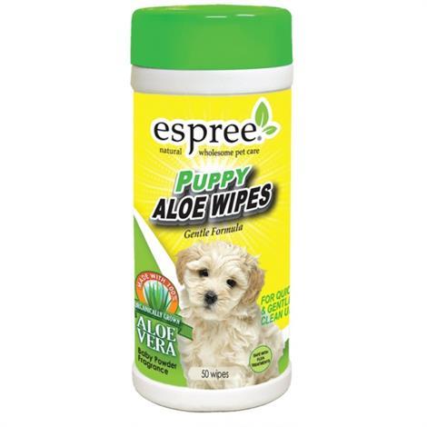Buy Espree Puppy Aloe Wipes