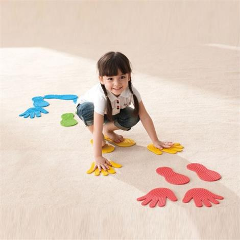 Buy Weplay Colored Handprints And Footprints