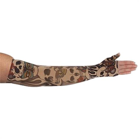 LympheDudes Misfit Compression Arm Sleeve And Gauntlet