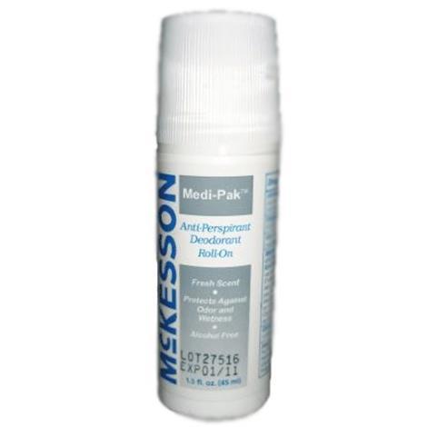Medi-Pak Roll-On Fresh Scent Deodorant