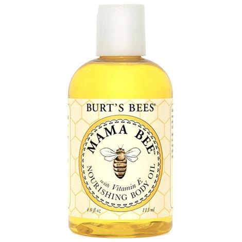 Burts Bees Mama Bee Nourishing Body Oil