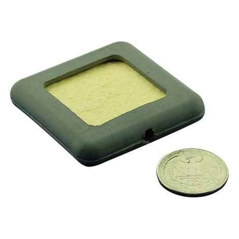Amrex Standard Rubber Pad With Sponge Insert