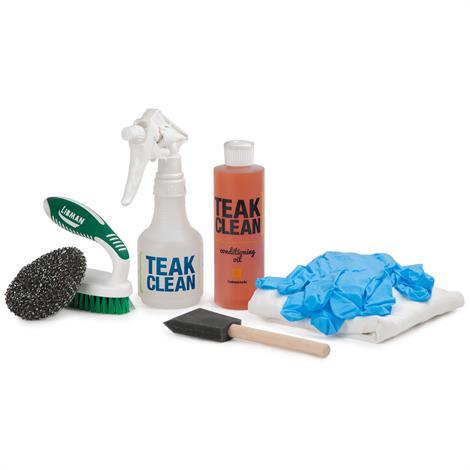 Buy Teakworks4u Deluxe Teak Cleaning Kit
