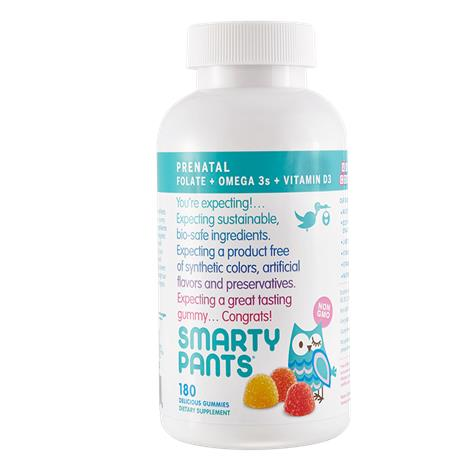 Smartypants PreNatal Multivitamin Supplement