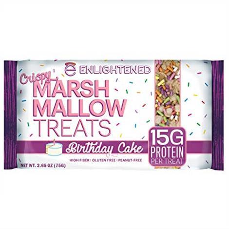 Enlightened Gluten-Free Marshmallow Treat