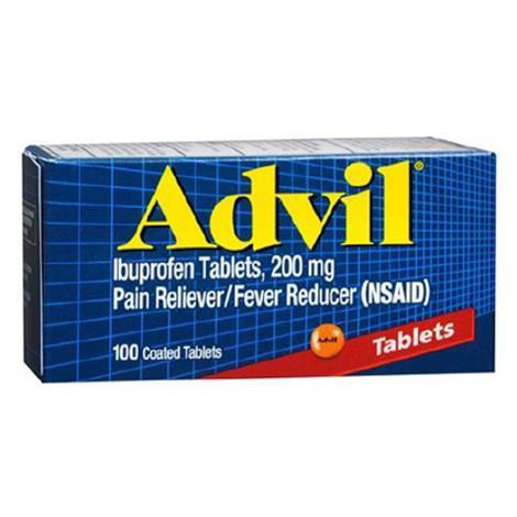 Buy Advil Pain Relief Ibuprofen Tablet