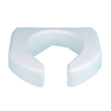 Maddak Basic Open Front Elevated Toilet Seat
