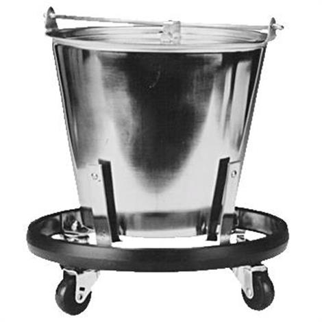 Buy Graham-Field Stainless Steel Kick Bucket and Stand Set