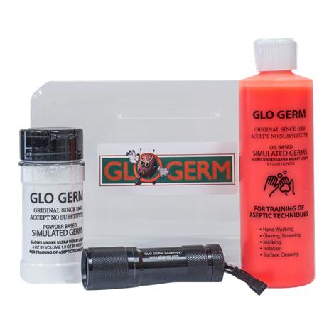 Glo Germ Sanitation Training 1003 Oil Kit