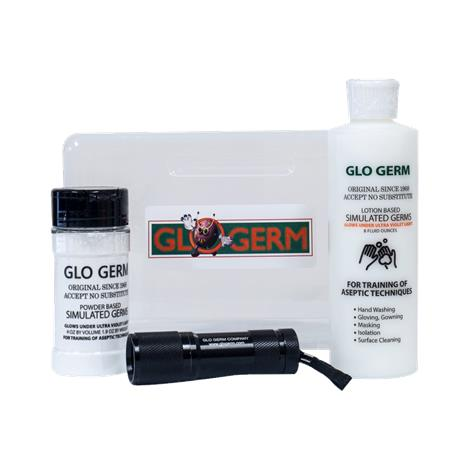 Glo Germ Sanitation Training 1003 Gel Kit