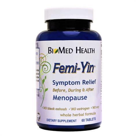 Biomed Health Femi Yin Menopause Supplement