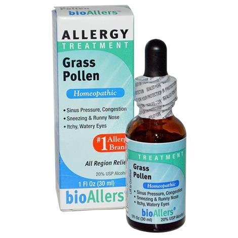 BioAllers Grass Pollen Unflavored Allergy Treatment