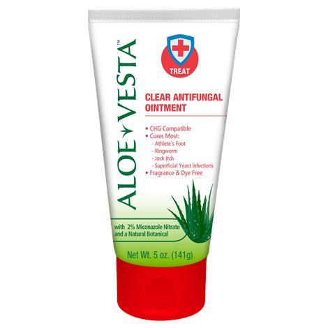 ConvaTec Aloe Vesta Clear Antifungal Ointment