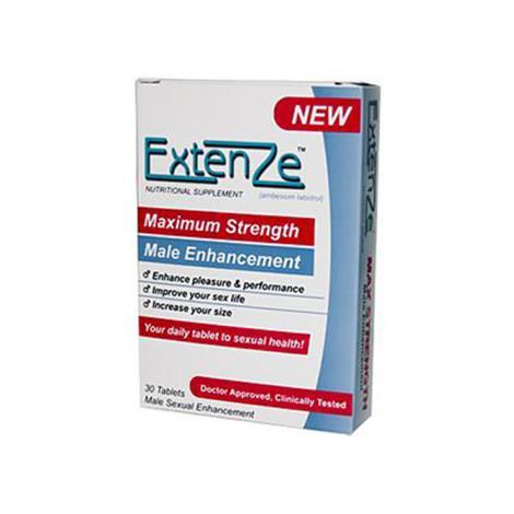 Buy Extenze Male Enhancement