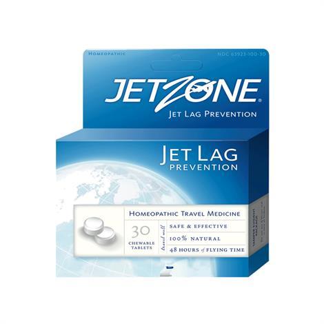 JetZone Homeopathic Jet Lag Remedy