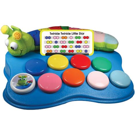 Musical Snail Switch Adapted Toy