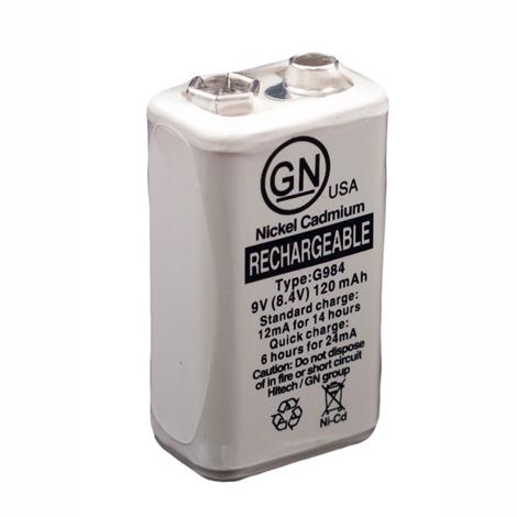 Pain Management 9 Volt Rechargeable Battery